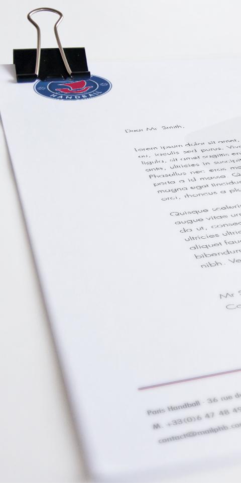 lettre simul