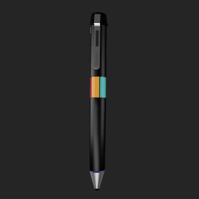 Scribble : le stylo qui prélève les couleurs